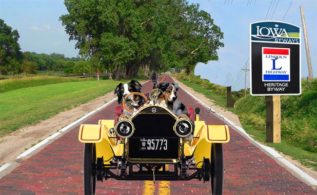 Paved road coast to coast and the lincoln highway 1913 for Coast to coast motors fishers